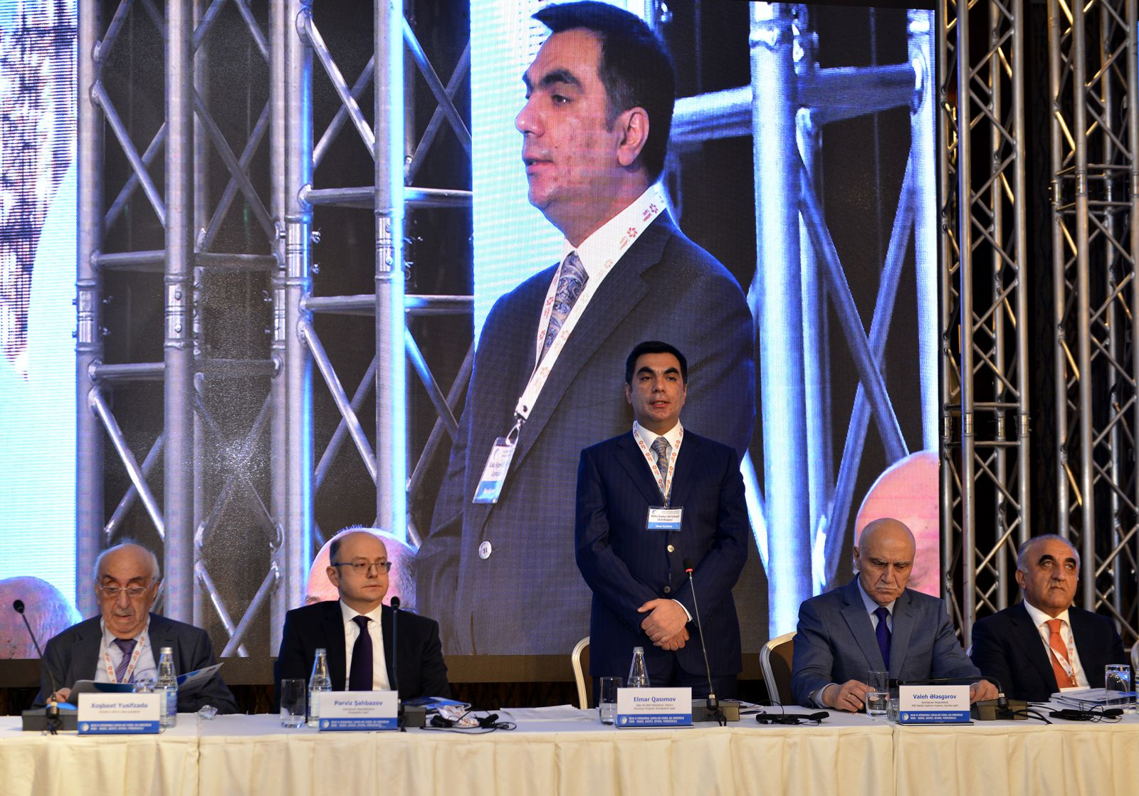 Bhos Baku Higher Oil School Holds Socar Iii International Forum